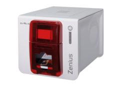 Evolis Zenius Classic / Expert - Impresora de Tarjetas Plásticas PVC