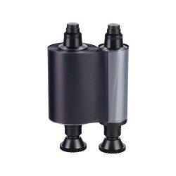 Cartucho Evolis negro TT + Overlay - 500 impresiones