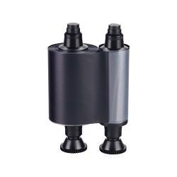 Cartucho Evolis negro TT + Overlay – 500 impresiones 1