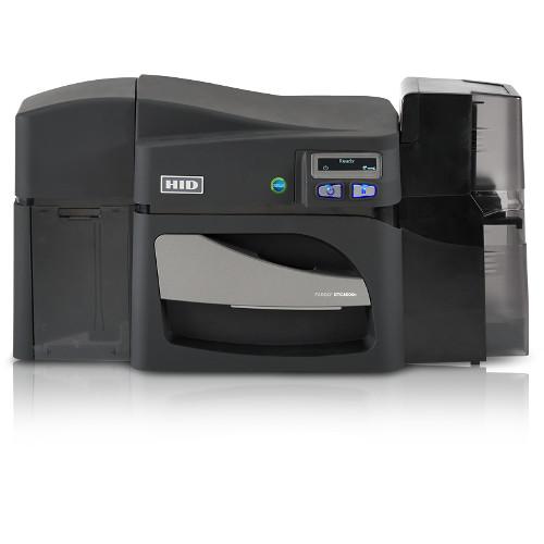 Fargo DTC4500e Impresora de Tarjetas Plásticas PVC 1