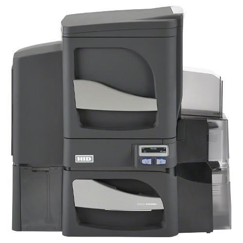 Fargo DTC4500e Impresora de Tarjetas Plásticas PVC 3