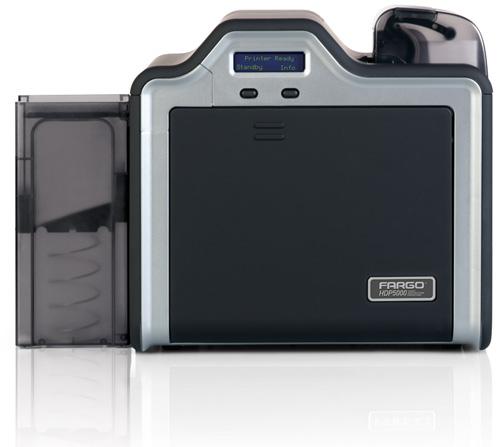 Fargo HDP5000 Impresora de Tarjetas Plásticas PVC 1