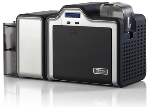 Fargo HDP5000 Impresora de Tarjetas Plásticas PVC 2