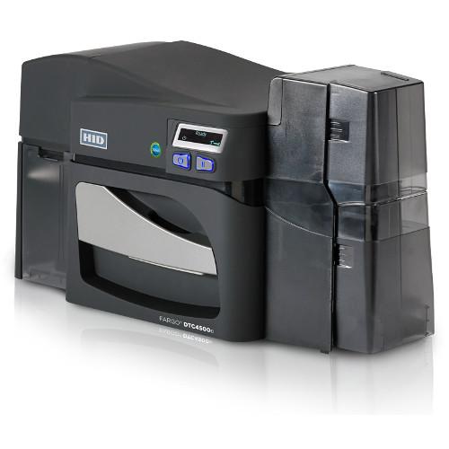 Fargo DTC4500e Impresora de Tarjetas Plásticas PVC 2