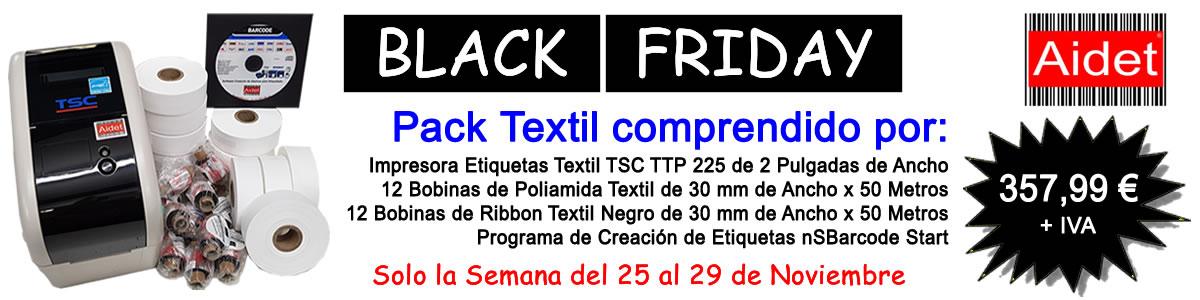 BlackFriday Impresora Textil TTP225