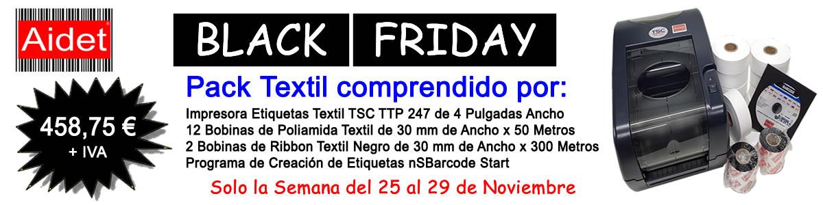 BlackFriday Impresora Textil TTP247