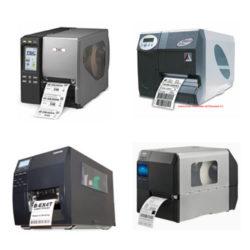 Impresoras etiquetas térmicas industriales