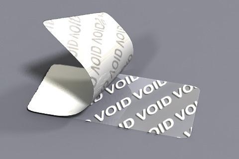 Etiquetas Antihuro o Garantía VOID