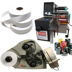 Impresoras Etiquetas Textiles Industriales Alta Producción