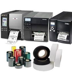 Impresoras Etiquetas Textiles Semi Industriales Producción Media