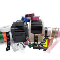 Impresoras Etiquetas Textiles Sobremesa Baja Producción
