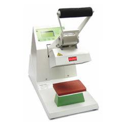 Planchas Textiles para colocación de Etiquetas Termo-Adhesivas en Ropa