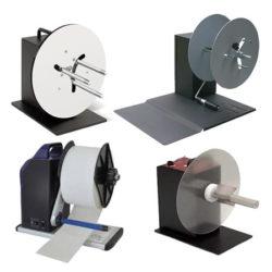 Rebobinadores Frontales para Impresoras Sobremesa, Semi e Industriales