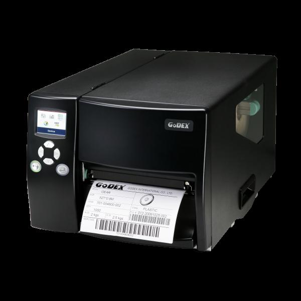 Impresora Godex EZ-6250i Lateral