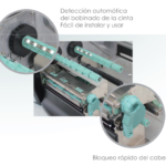 Impresora Godex EZ-6350i Conjunto Ribbon