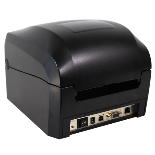 Impresora Godex GE300 Trasera
