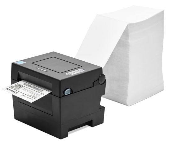 SLP-DL410 etiquetas