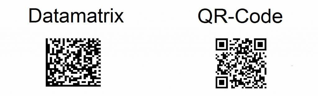 Codigos de Barras 2D - Datamatrix - QR-Code