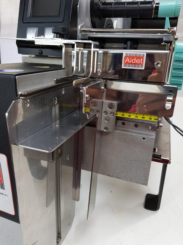 Impresora Textil Industrial Godex ZX-1600i Cutter Apilador